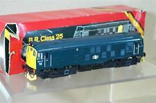 HORNBY R068 KIT BUILT BR BLUE CLASS 24 BO-BO DIESEL LOCO 24117 MINT BOXED mw