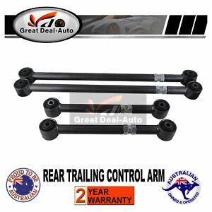 Adjustable Rear Lower&Upper Trailing Control Arms for Nissan GQ GU Patrol