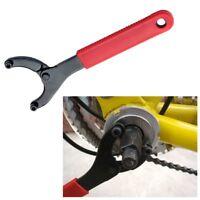 Bicycle Bike Bottom Bracket Lock Ring Remover Crank Repair Spanner Wrench Tools