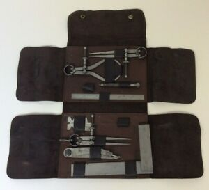 Moore & Wright Tool Set Engineering with Case