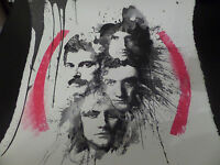 Mr Brainwash - Queen Product (Red) - Rare - Signed and Numbered - 2014