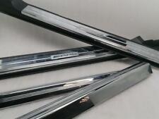 MERCEDES CL W215 AMG Door Sill SET A2156802435 Einstiegsleiste Satz AMG