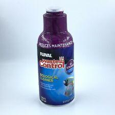 Fluval Biological Cleaner / Reduces Maintenance Aquarium Waste Control 11/2023