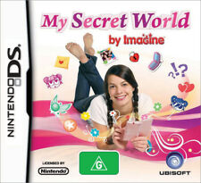 My Secret World an Imagine game Nintendo DS Game USED