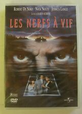 DVD LES NERFS A VIF - Robert DE NIRO / Nick NOLTE / Jessica LANGE - NEUF
