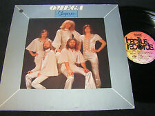 Omega skyrover/unique German LP 1978 Bacillus Bellaphon bac 2052
