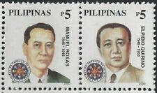 Philippines #2662A MNH Presidents/Roxas/Quirino