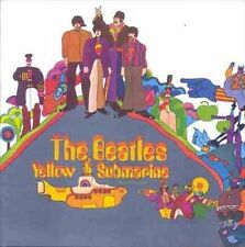 Yellow Submarine by The Beatles (CD, Nov-1988, EMI Music Distribution)
