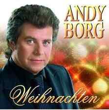 Andy Borg - Weihnachten CD NEU Weißer Winterwald Let It Snow ! Let It Snow