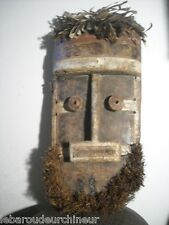 ANCIEN MASQUE  collection collectable art premier african art