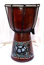 Bongo, Jambè, Tamburo, Drum, Alta Lavorazione Artigianale