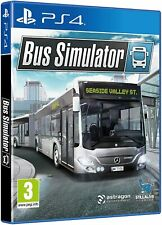 Bus Simulator (PlayStation 4) Brand New and sealed