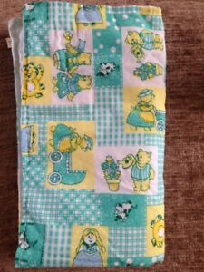 Hand made baby travel changing mat