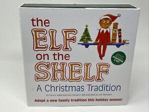 The Elf on the Shelf: A Christmas Tradition  Boy
