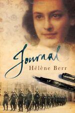 Journal,Helene Berr, David Bellos