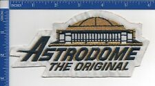 Authentic MLB- Houston Astros Astrodome The Original patch on white NOS 1994