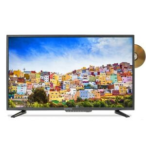 """Sceptre E325BD-SR 32"""" 720p HD LED TV with Built-in DVD Player - Black"""