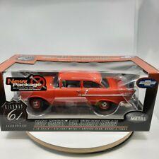 "1:18 ""Highway 61"" 1957 Chevy 150 Utility Sedan"