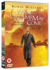 WHAT DREAMS MAY COME ROBIN WILLIAMS CUBA GOODING UNIVERSAL UK REGION 2 DVD NEW