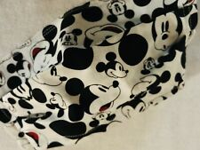 Micky Mouse Themed 100% Cotton Face Mask