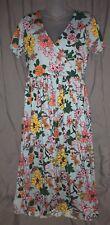 NWT Asos Floral Mid-Calf, Size 10 Dress
