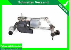 VW Golf plus 5m1 Windscreen Wiper Motor and Rod Front Left 5M0955119A Bosch