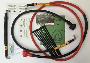 ES-13 Ducati Multistrada 1200 Hi Cap Electric Upgrade Cable Kit  2010 to 2014