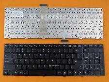 New for MSI FR600 FR620 FR700 FR720 FX600 FX600MX FX603 Keyboard US Black Frame