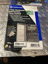 Intermatic ET8015C Electronic Astronomic Time Switch