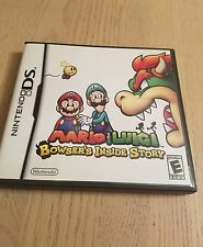 Mario and Luigi Bowser's Inside Story (Nintendo DS, 2009) COMPLETE TESTED.