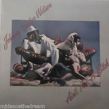 JOHNNY GUITAR WATSON - Aint That A Bit** - VINYL LP