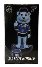 Louie St. Louis Blues Mascot Bobblehead Bobble Head NHL