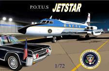 Mach 2 1/72 Lockheed Jetstar P.O.T.U.S. # GP091