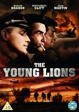 The Young Lions [1958] (DVD) Marlon Brando, Montgomery Clift, Dean Martin
