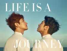 TVXQ! DBSK - LIFE IS A JOURNEY 304p Photobook+1DVD+3Postcard+1On Pack Poster