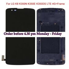 LG K8 (2017) M200n Genuine LCD Display Touch Screen Digitizer Black UK