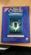 The Complete Masks of Nyarlathotep  Call of Cthulhu  Chaosium   2361