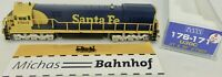 U30C kato 176-171 At&sf Santa Fe 7507 Locomotive Diesel N 1:160 Emballage Q26 Å