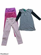 Girls 6-7 Fall Winter Clothing Lot Hanna Andersson 120