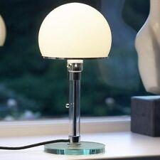 Lámpara de MESA Wilhelm Wagenfeld 1924 Lámpara de MESA tecnolumen lámparas NUEVO