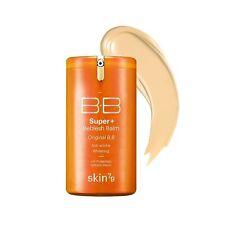 [SKIN79] Super Plus Beblesh Balm Triple Function Orange BB Cream #21 Yellow B...