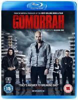Gomorrah: The Complete Season One Blu-Ray (2014) Walter Lippa cert 15 4 discs