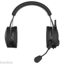 Sena Tufftalk Over-the-Head Long-Range Bluetooth Communication Headset Intercom