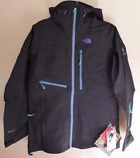 The North Face Women's FREE THINKER Gore-Tex 3L Pro Shell Ski Jacket Black XS