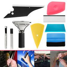 Professional 8pcs Car Window Film Tint Vinyl Wrap Tools Kit Squeegee Scraper Set