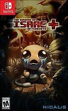 The Binding of Isaac: Afterbirth Nintendo Switch * NEW *
