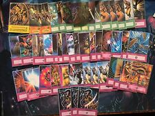 YUGIOH Orica anime Odion Rare Hunter battle city deck marik ishtar gravekeeper