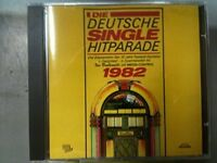Deutsche Single Hitparade 1982:Spider Murphy Gang, Andy Borg, Trio, Nicol.. [CD]