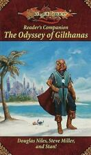 The Odyssey of Gilthanas by Douglas Niles, Miller, Stan