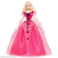 Barbie Butterfly Glamour Designer Robert Best Beijing Collector Pink Label New